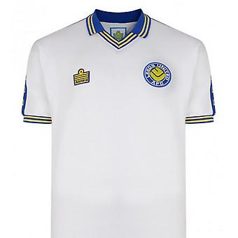 Leeds United 1978 Admiral Retro T-Shirt