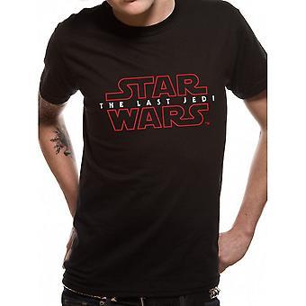 מבוגרים מלחמת הכוכבים מבוגרים לוגו מבוגר בעיצוב חולצת הג האחרון
