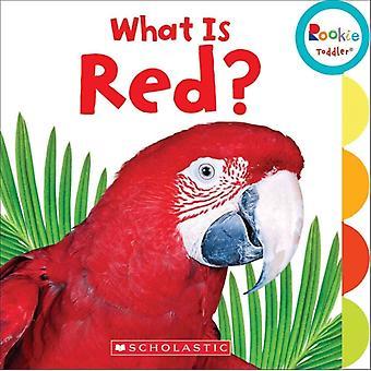 Mitä on punainen eri