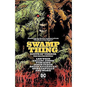 Swamp Thing Roots of Terror by Tom King