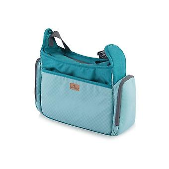 Lorelli changing bag with changing pad B200, three inner compartments, outer compartments