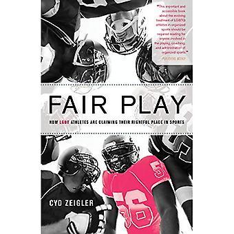 Fair Play: Jak LGBT sportowców są twierdząc ich prawowitym miejsce w sporcie