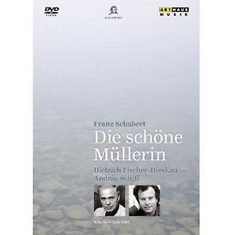 F. Schubert - Die Schone Mullerin [DVD] USA import
