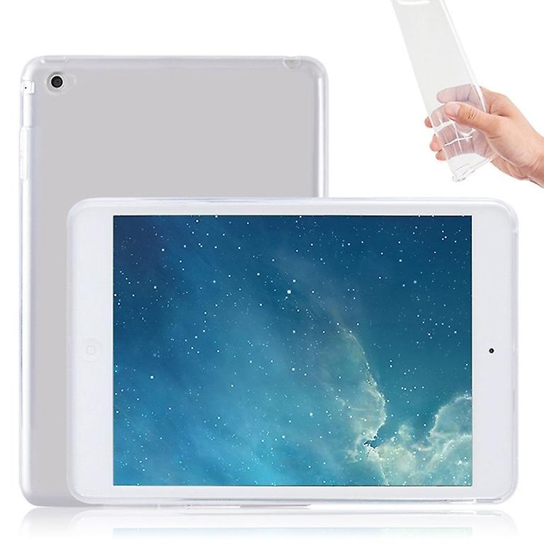 Apple ipad 2 3 4 Transparent silikonskal 0.5mm TPU