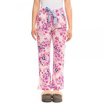 Joules Joule sluimeren vrouwen geweven pyjama bodems A/W 19