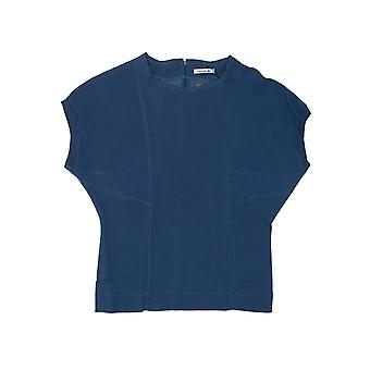 Top Blue Lacoste Damen