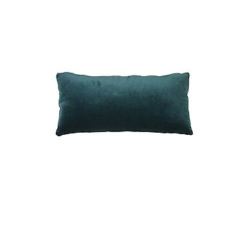 Light & Living Pillow 60x30cm Khios Velvet Petrol