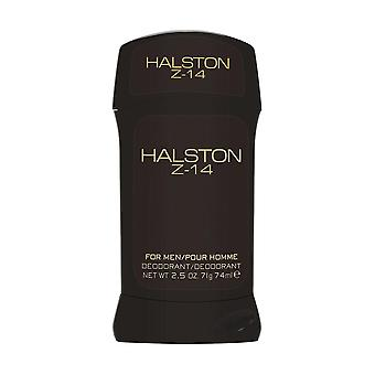 Halston z-14 by halston for men 2.5 oz deodorant stick