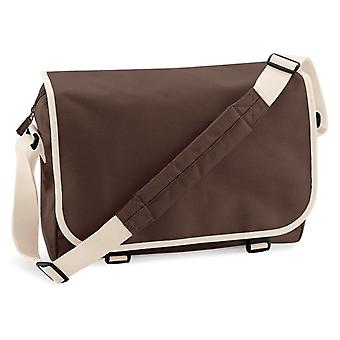 Messenger Bag - brun