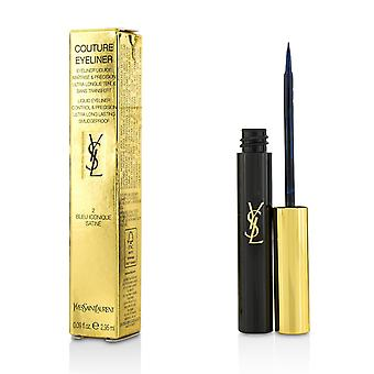 Couture Liquid Eyeliner - 2 Bleu Iconique Satine 2,95ml/0,09 Oz