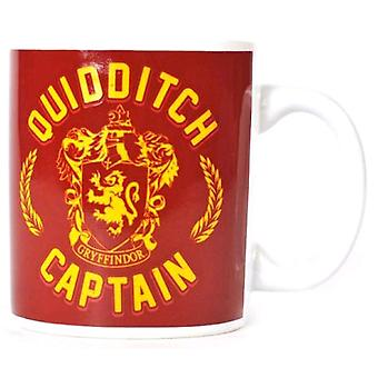 Harry Potter Quidditch Captain Boxed Mug