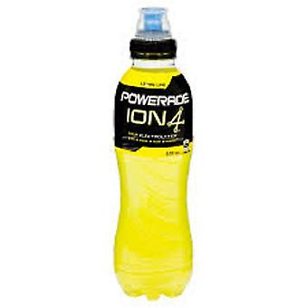 Powerade Ion 4 Limone Lime-( 710 Ml X 1 Bottiglia )