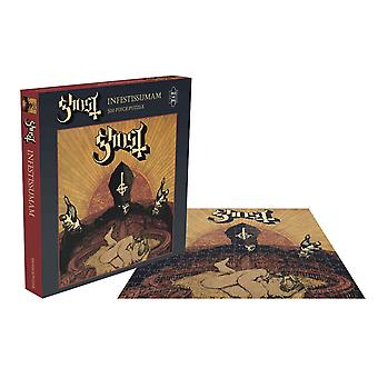 Ghost Jigsaw Puzzle Infestissumam Album Cover new Official 500 Piece