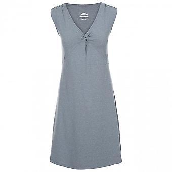 Trespass naisten/naisten Opalite V Neck Hihaton mekko