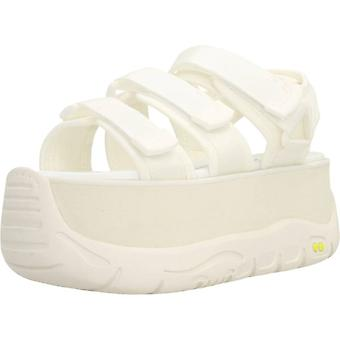 Coolway Sandals Calid Color White