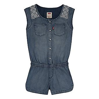 Levi's Ragazze' Big Romper, Vintage Waters, M