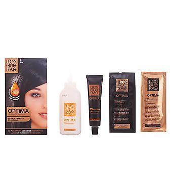 Llongueras Optima cabelo cor #1-preto Unisex