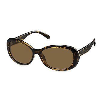 Polaroid Original Frauen Frühling/Sommer Sonnenbrille - braun Farbe 29738