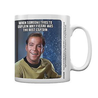 Star Trek, Mug - Captain Kirk