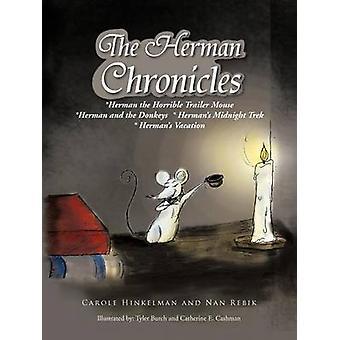 Herman Chronicles Herman den horrible trailer Mouse Herman og esler Hermans Midnight Trek Hermans ferie ved Hinkelman & Carole