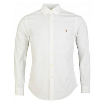 Polo Ralph Lauren Custom Slim Fit Chambray Chemise