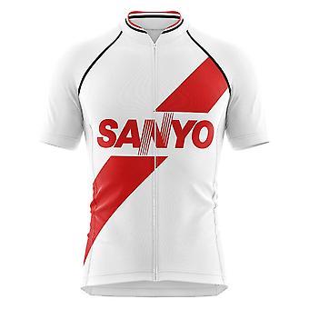 River Plate 1994 Concept Cycling Jersey - Aikuinen pitkähihainen