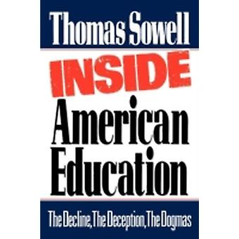 Inside American Education by Sowell & Thomas