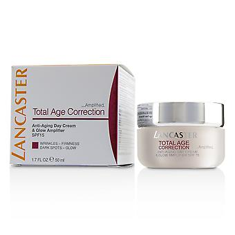 Total age correction amplified anti aging day cream & glow amplifier spf15 223257 50ml/1.7oz