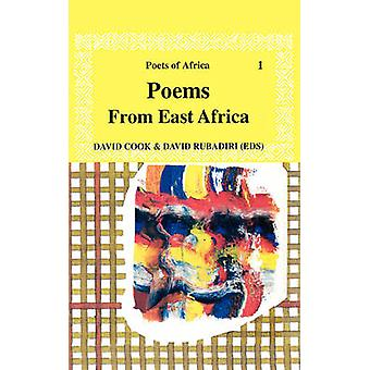 Poems from East Africa by Cook & David