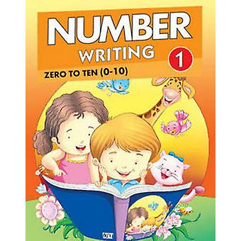 Number Writing 1  Zero to Ten 0 to 10 by Pegasus