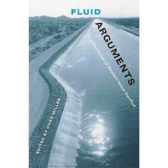 Arguments fluides - cinq siècles de conflits de l'eau ouest par Char Mil