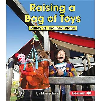 Raising a Bag of Toys - Pulley vs. Inclined Plane by Mari C Schuh - 97