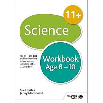 Science Arbeidsbok Alder 8-10 av Sue Hunter - 9781510429826 Bok
