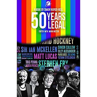 50 Years Legal - Five Decades of Fighting for Equal Rights by Simon Na