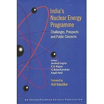 India's Nuclear Energy Programme by Arvind Gupta - 9788182747814 Book