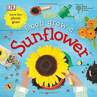 RHS I Can Grow A Sunflower by Royal Horticultural Society - 978024130