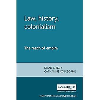 Prawa, historii, kolonializm: Reach Imperium