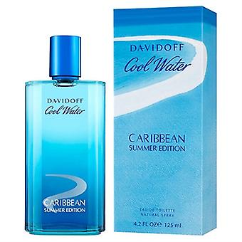 Cool Water Caribbean Summer by Zino Davidoff for Men 4.2oz Eau De Toilette Spray