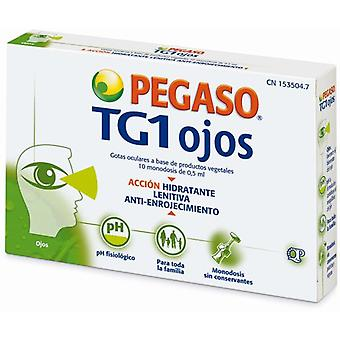 Pegaso Eye Drops Tg1 Eyes 10 Monodoses