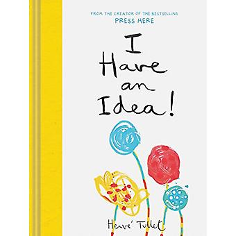 I Have an Idea! by Herve Tullet - 9781452178585 Book