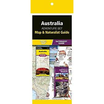 Australia Adventure Set by Waterford Press - National Geographic Maps