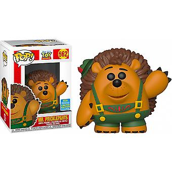 Toy Story Mr. Pricklepants SDCC 2019 US Excl Pop! Vinyl