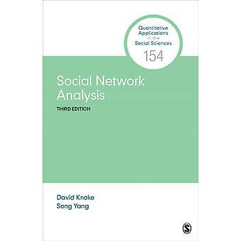 Analyse des réseaux sociaux par David Knoke