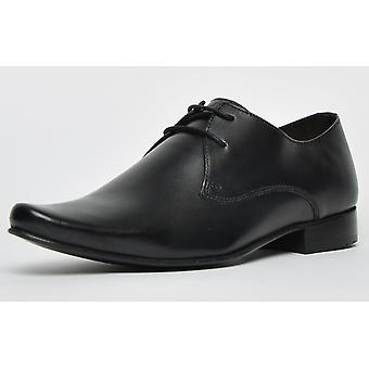 Ikon Classic Arnie Leather Black