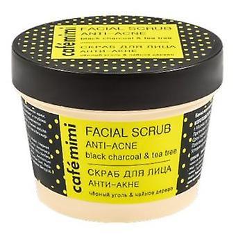 Cafe Mimi Anti-acne facial scrub 110 ml