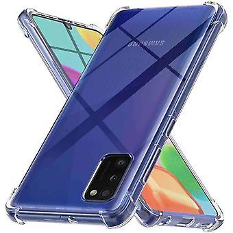 FONU Anti-Shock Verstevigde Backcover Hoesje Samsung Galaxy A41 (SM-A415)
