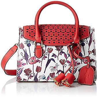 Laura Vita 2590 - Red Woman Bucket Bags (Rg) 13.0x20.0x29.0 cm (W x H L)