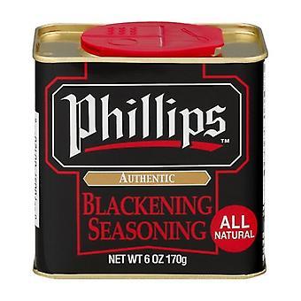 Phillips Authentic Blackening Seasoning 2 Pack