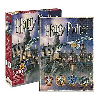 Harry potter hogwarts 1000pc puzzle