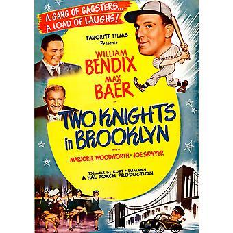 Twee ridders in Brooklyn [DVD] USA importeren